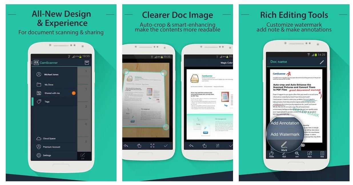 Uwaga! Popularna aplikacja CamScanner zawiera złośliwe oprogramowanie