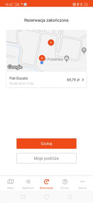 Auto na minuty od CityBee - jak to wygląda w praktyce i ile kosztuje? 30