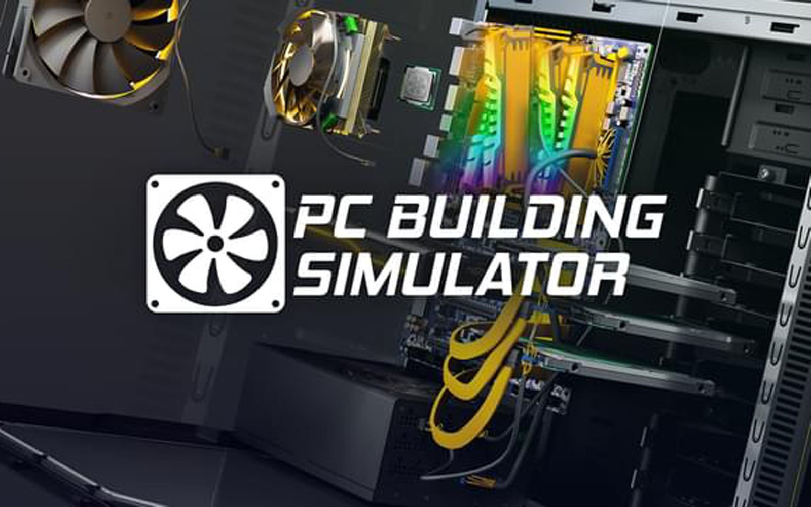 Złóż komputer na konsoli! PC Building Simulator już na PS4, Xbox One oraz Switch