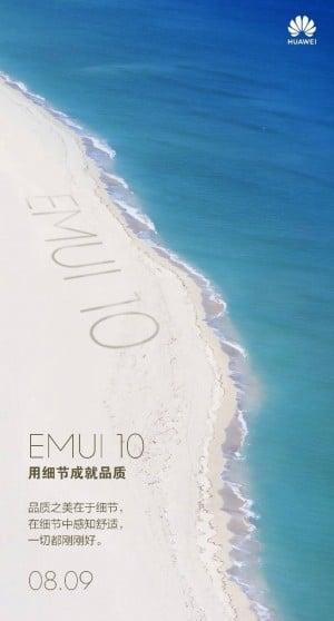 EMUI 10 i kolejny składany smartfon LG z trzecim ekranem - są daty premier
