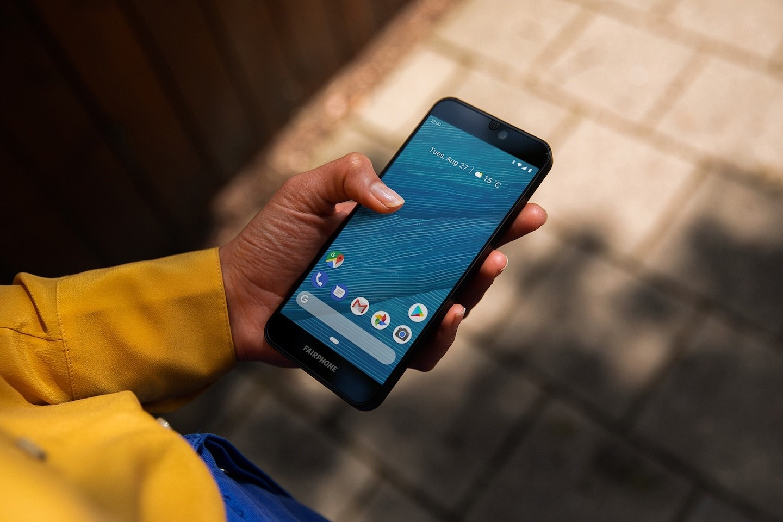 smartfon Fairphone 3 smartphone