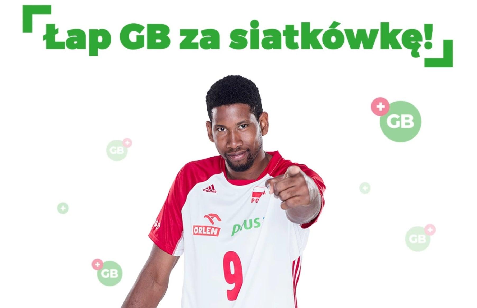 Tylko dziś: Plus rozdaje darmowe gigabajty za wygrane mecze polskich siatkarzy 23