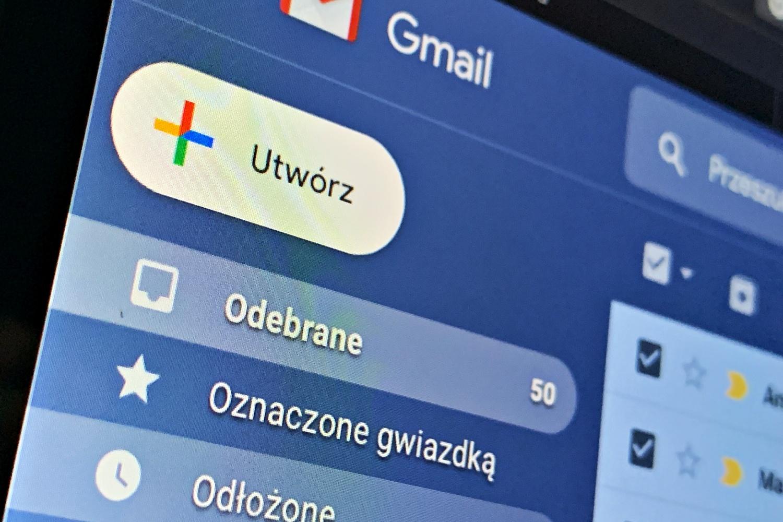 Gmail ostrzeże nadawcę, że jesteśmy na urlopie jeszcze przed wysłaniem wiadomości 20