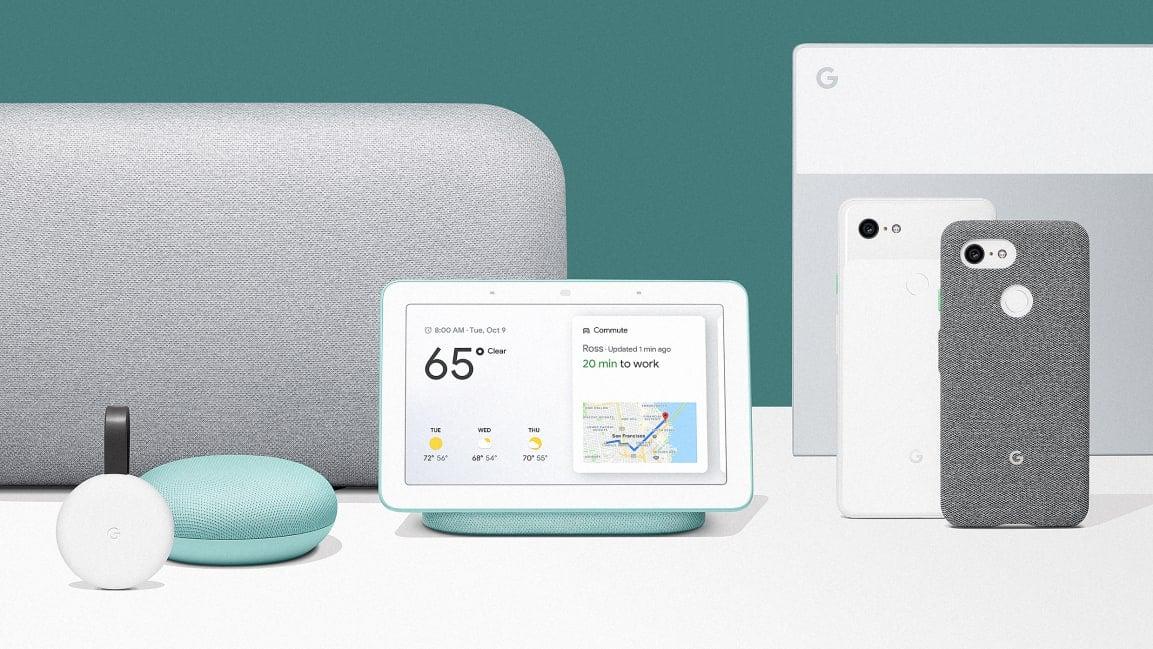 Google chce zmniejszyć swój ślad węglowy. Zaczyna produkować rzeczy z recyklingu 19