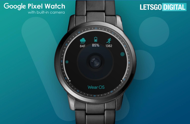 Smartwatch z aparatem - czy to w ogóle ma sens? Zobaczcie ciekawy patent Google 21
