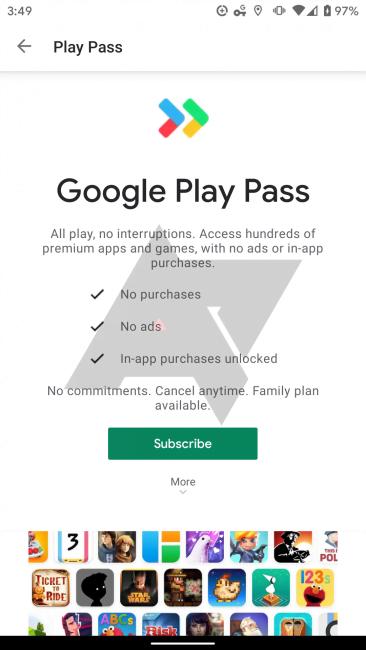 Abonamenty na wszystko. Google testuje nową subskrypcję na gry w sklepie Play 22
