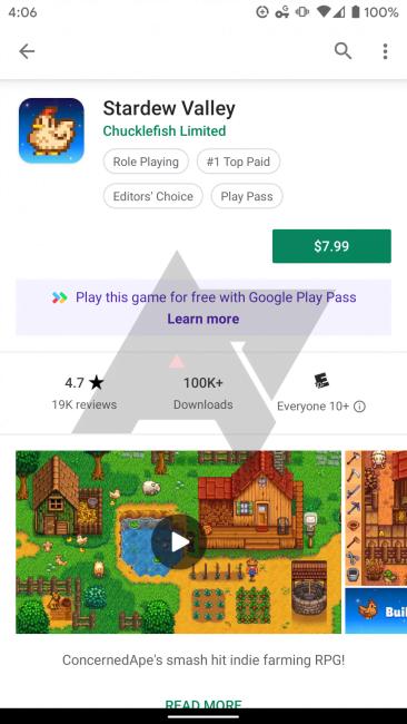 Abonamenty na wszystko. Google testuje nową subskrypcję na gry w sklepie Play 21