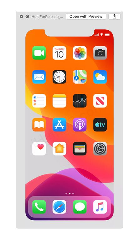 iOS 13 w wersji beta zdradza datę premiery iPhone'a 11 18