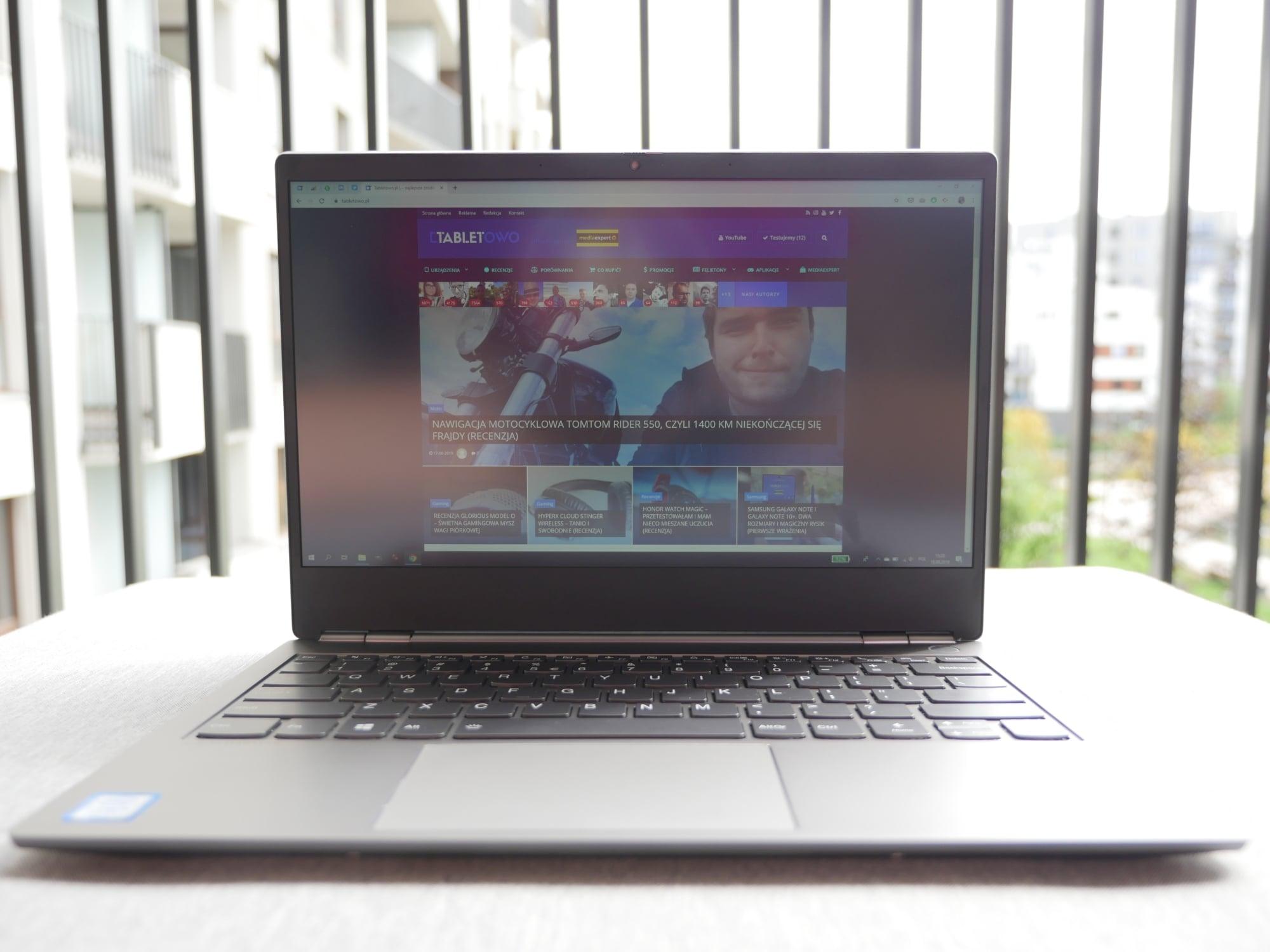 Recenzja ciekawego laptopa za niezłe pieniądze - Lenovo ThinkBook 13s 34