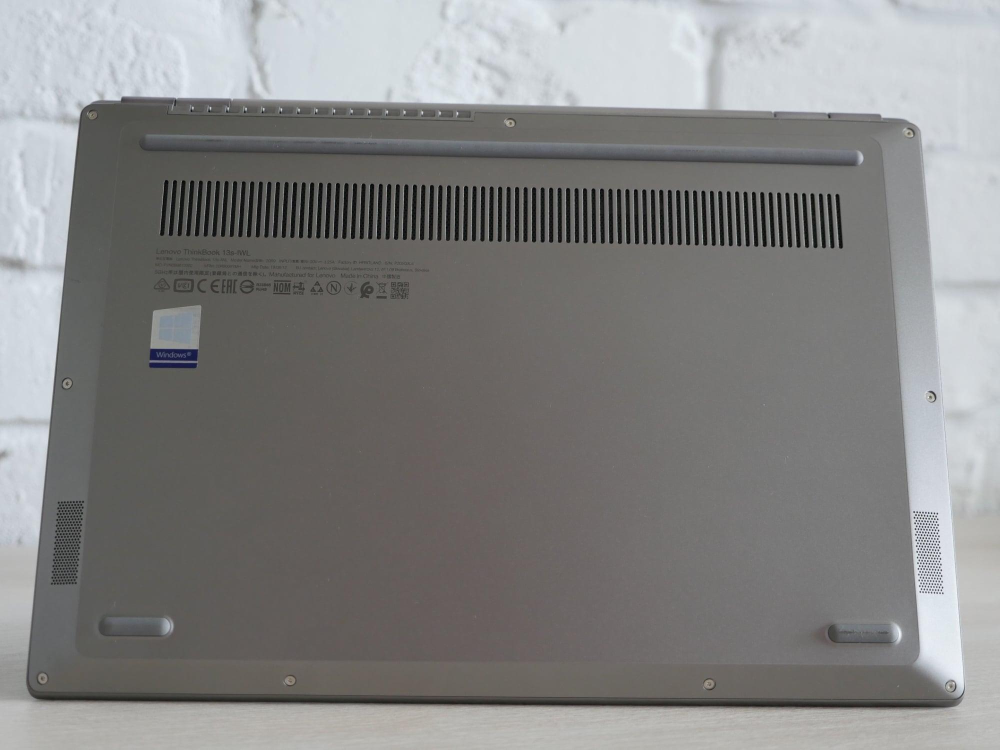 Recenzja ciekawego laptopa za niezłe pieniądze - Lenovo ThinkBook 13s