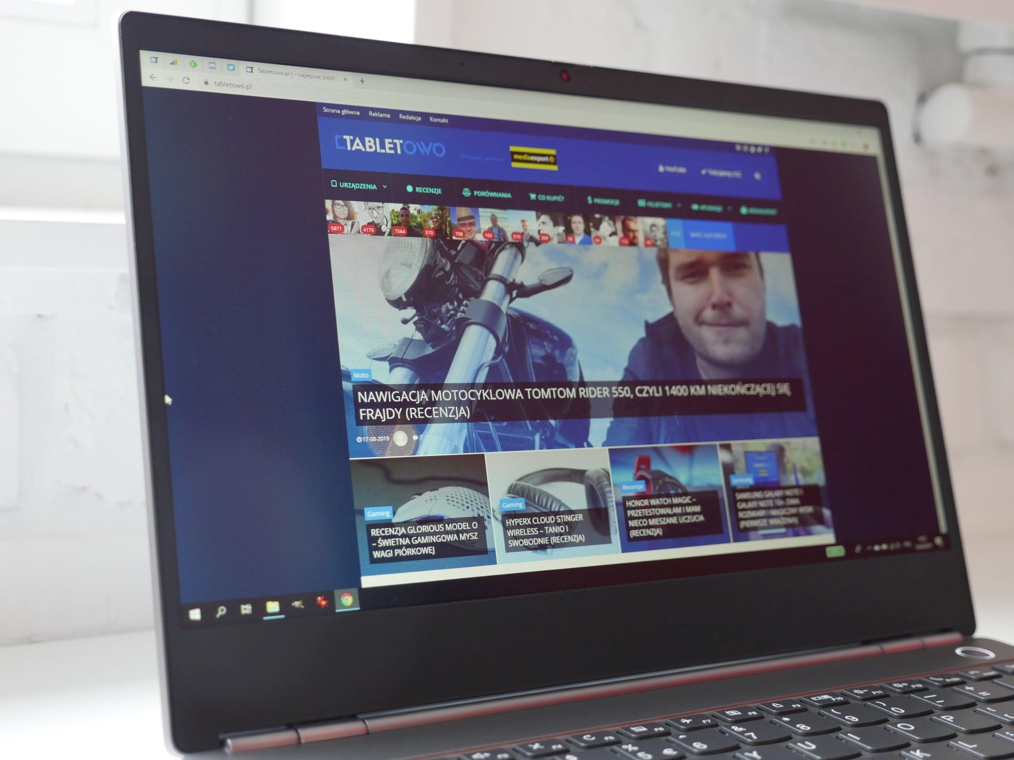 Recenzja ciekawego laptopa za niezłe pieniądze - Lenovo ThinkBook 13s 33