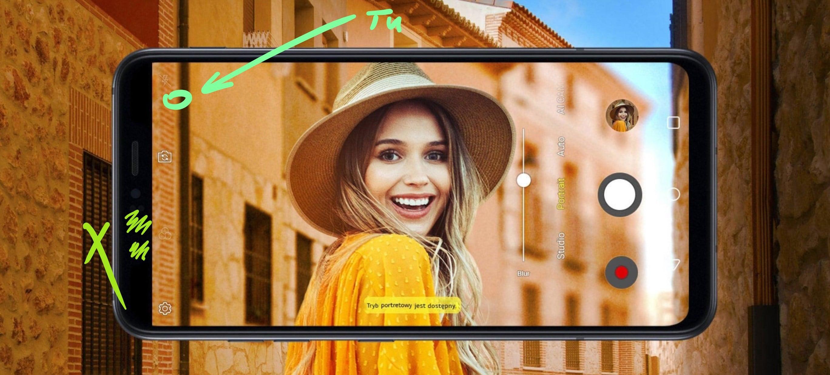 LG też chce mieć kiedyś smartfon z aparatem ukrytym pod ekranem 27