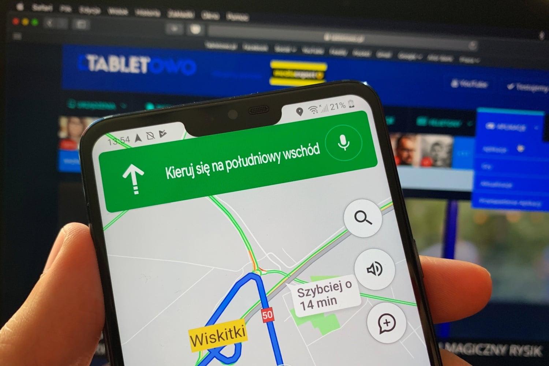 """Mapy Google z nową kartą """"Twój profil"""". Zmiana jest już dostępna na Androidzie 18"""