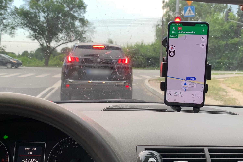 Mapy Google jako nawigacja samochodowa? Aplikacja ciągle ma braki 27