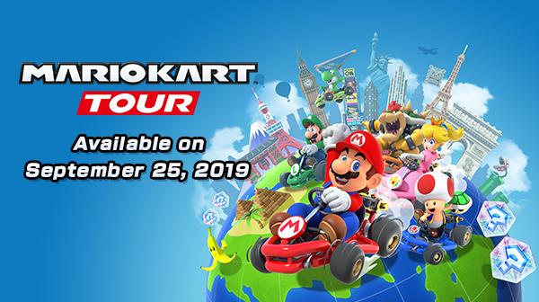 Nintendo Mario Kart Tour trafi na iPhone'y i smartfony z Androidem pod koniec przyszłego miesiąca 21