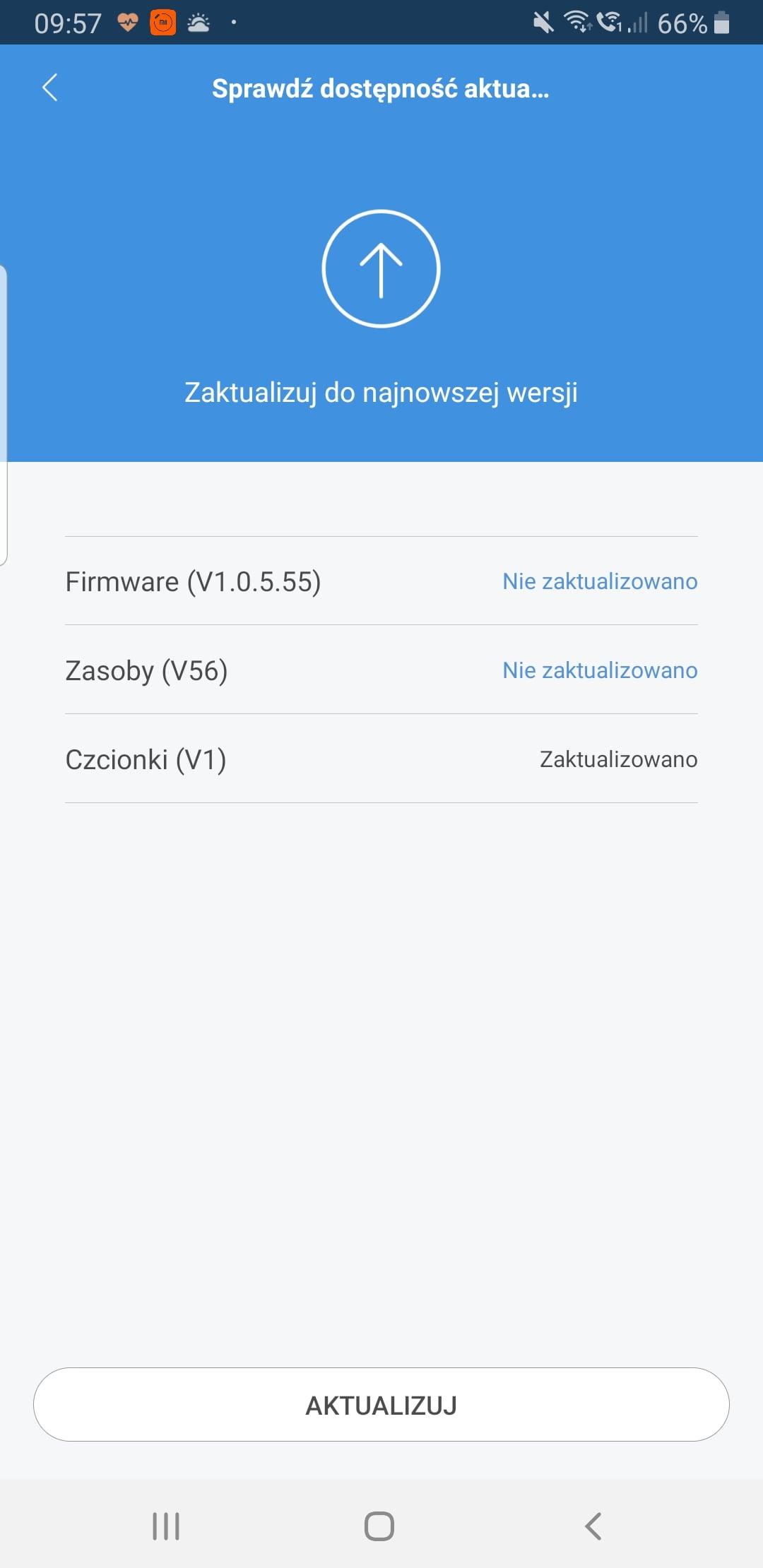 Rozpoczęcie sprzedaży Xiaomi Mi Band 4 w Polsce. Opaska dostaje aktualizację wnoszącą język polski