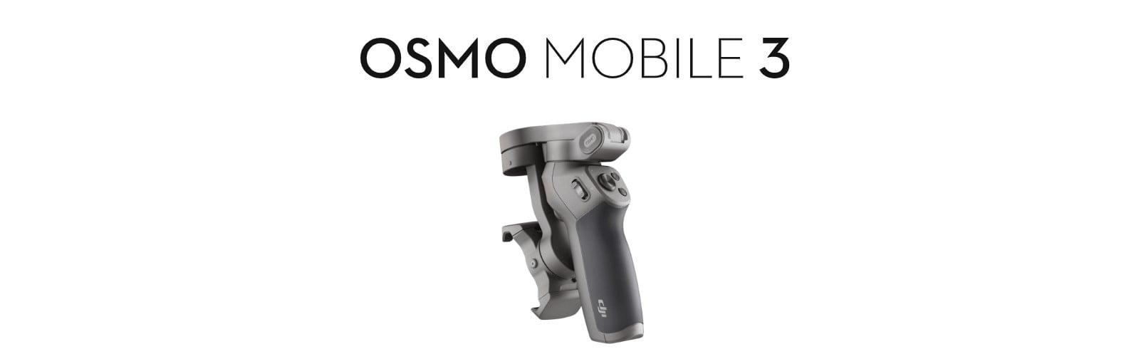 gimbal DJI Osmo Mobile 3