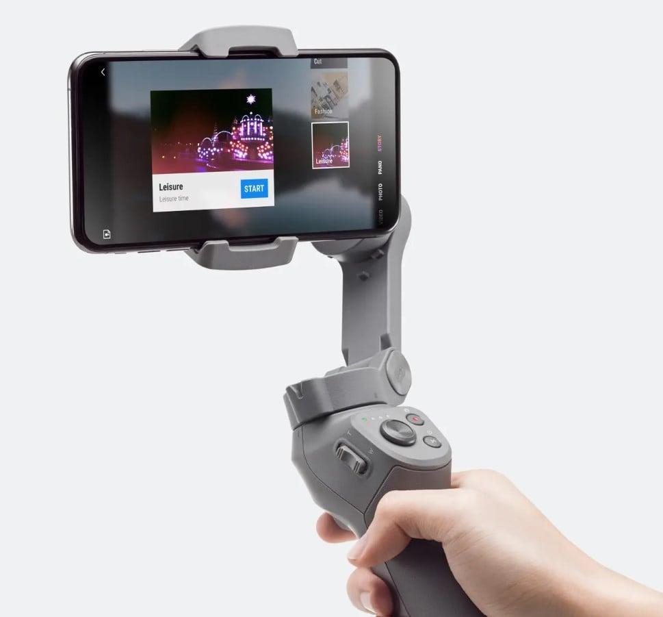 Oto gimbal na wszystkie okazje - DJI Osmo Mobile 3 20