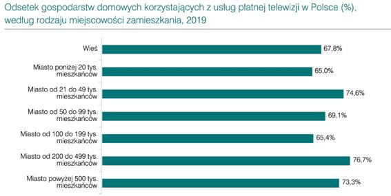 Rynek VoD w Polsce. Netflix ma w nim największy udział 18