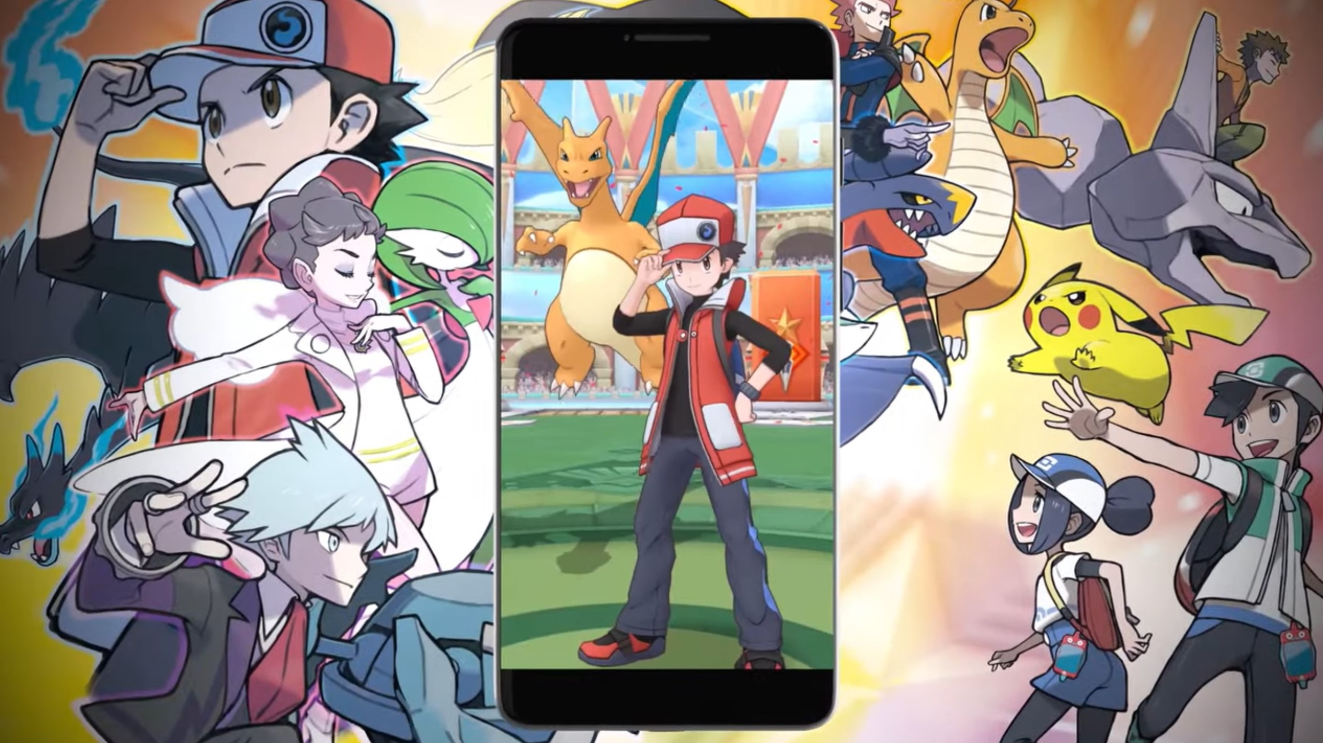 Pokemon Masters to gra, w której... nie łapiesz Pokemonów 19