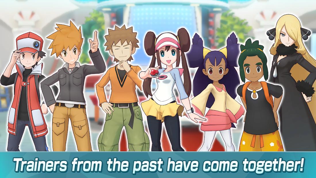 Pokemon Masters to gra, w której... nie łapiesz Pokemonów 21