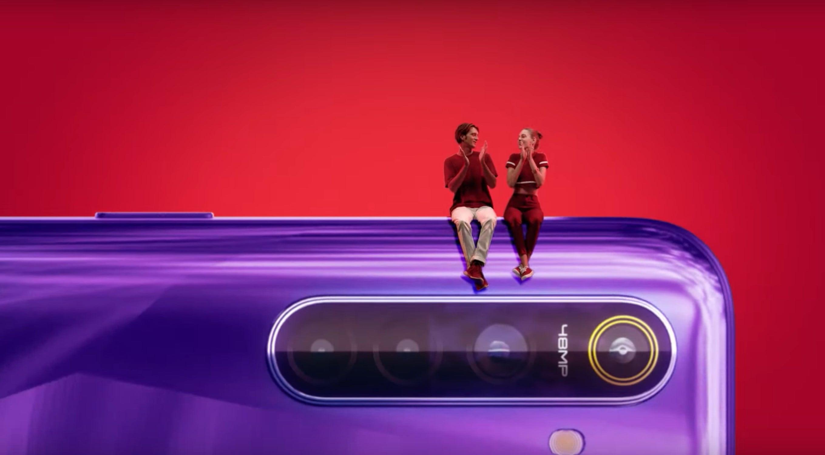 Nowe smartfony Realme 5 i 5 Pro z poczwórnymi aparatami to salwa oddana w kierunku Xiaomi