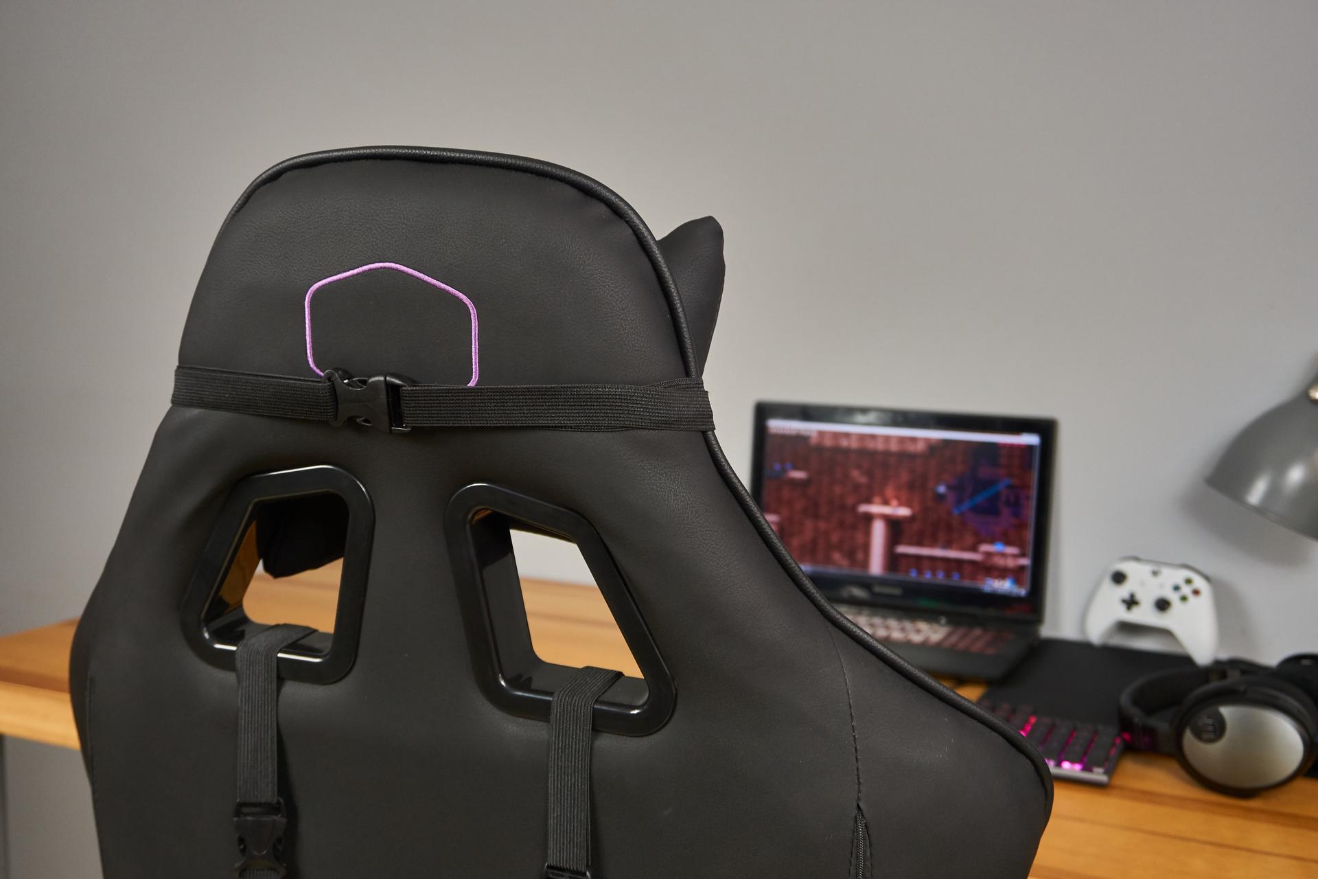 Cooler Master Caliber R1 - sam nie wiem czy to fotel gamingowy, czy biurowy (recenzja) 22