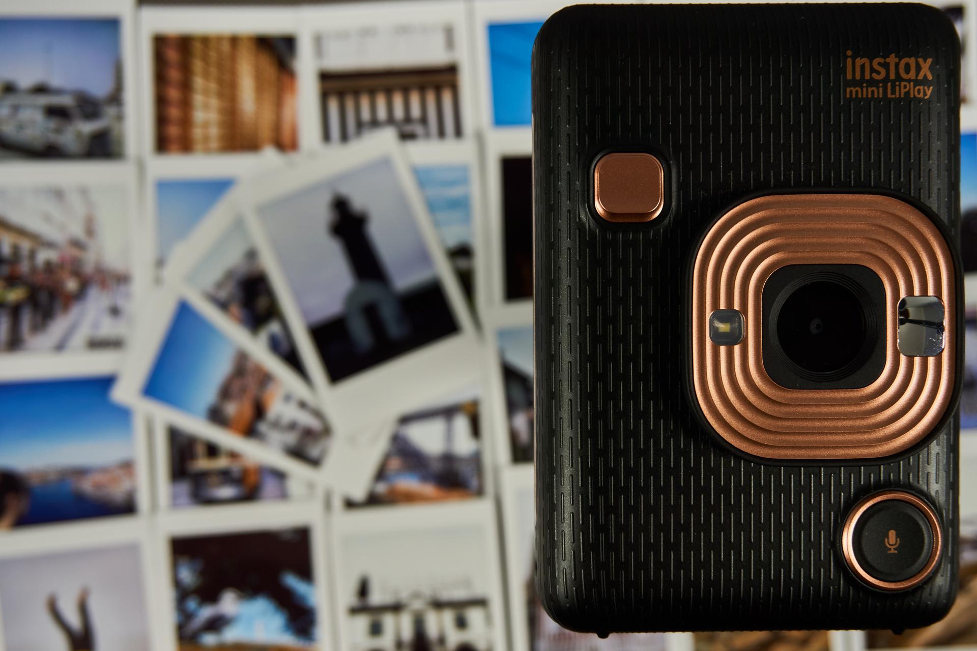 Instax Mini LiPlay - fotograficzna hybryda ze stajni Fujifilm (recenzja) 18