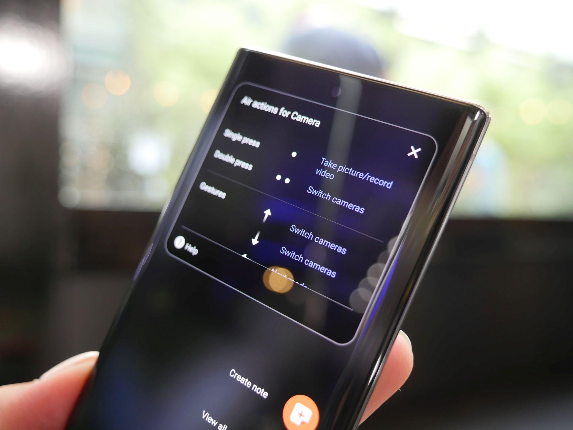 Samsung Galaxy Note 10 i Galaxy Note 10+