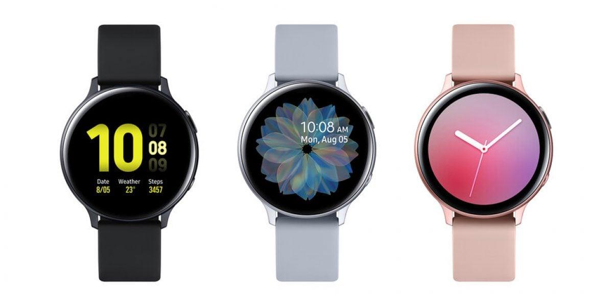 Na aktywną jesień: Samsung Galaxy Watch Active 2 z opaską gratis!