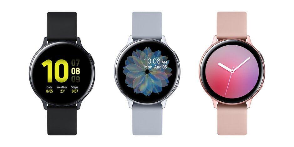 Ruszyła przedsprzedaż Samsunga Galaxy Watch Active 2. W gratisie świetna ładowarka bezprzewodowa 21