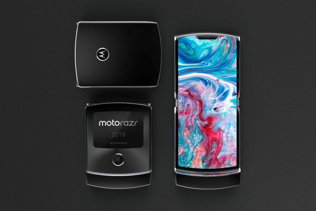 Motorola zaprezentuje składany smartfon RAZR już 13 listopada 18