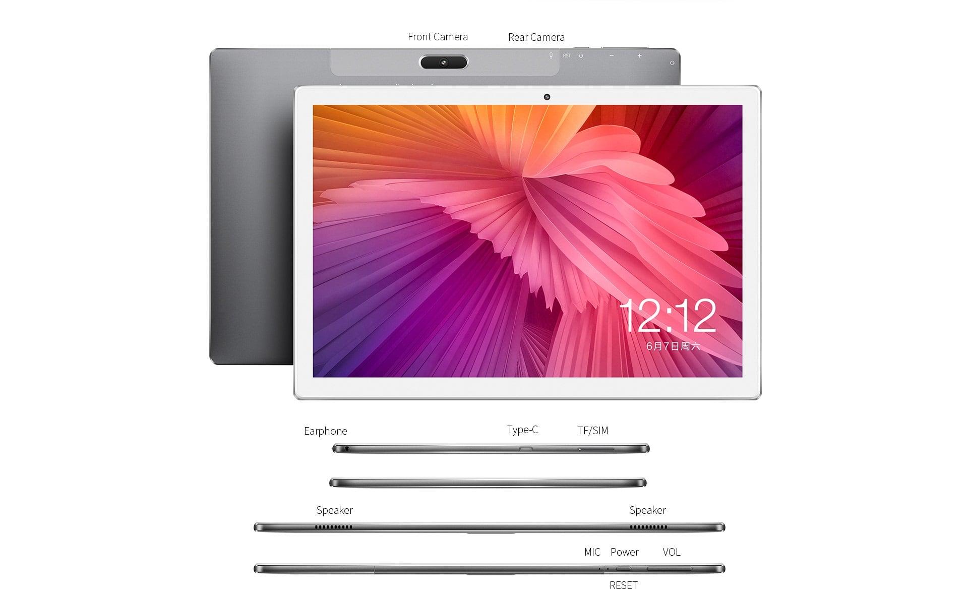 tablet Teclast M30