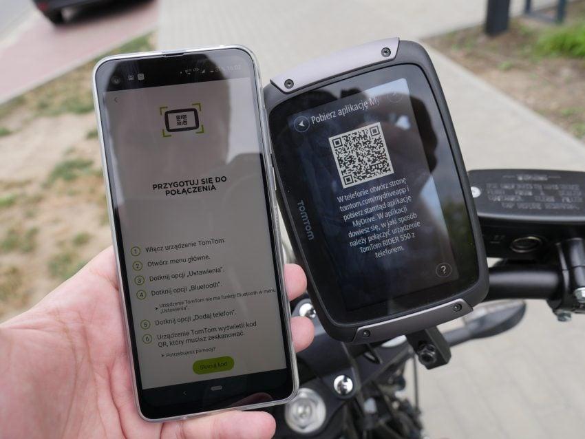 Nawigacja motocyklowa TomTom Rider 550, czyli 1400 km niekończącej się frajdy (recenzja)