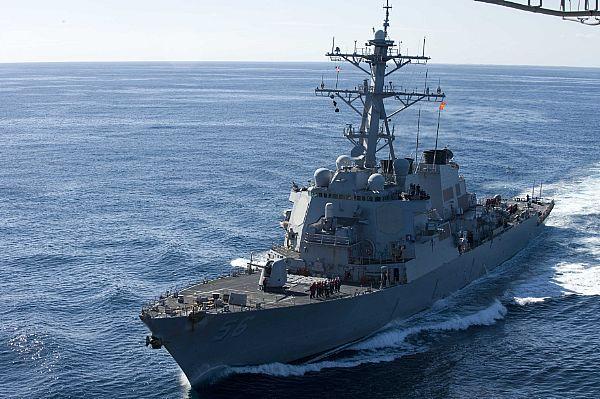 Marynarka USA odchodzi od ekranów dotykowych na okrętach wojennych