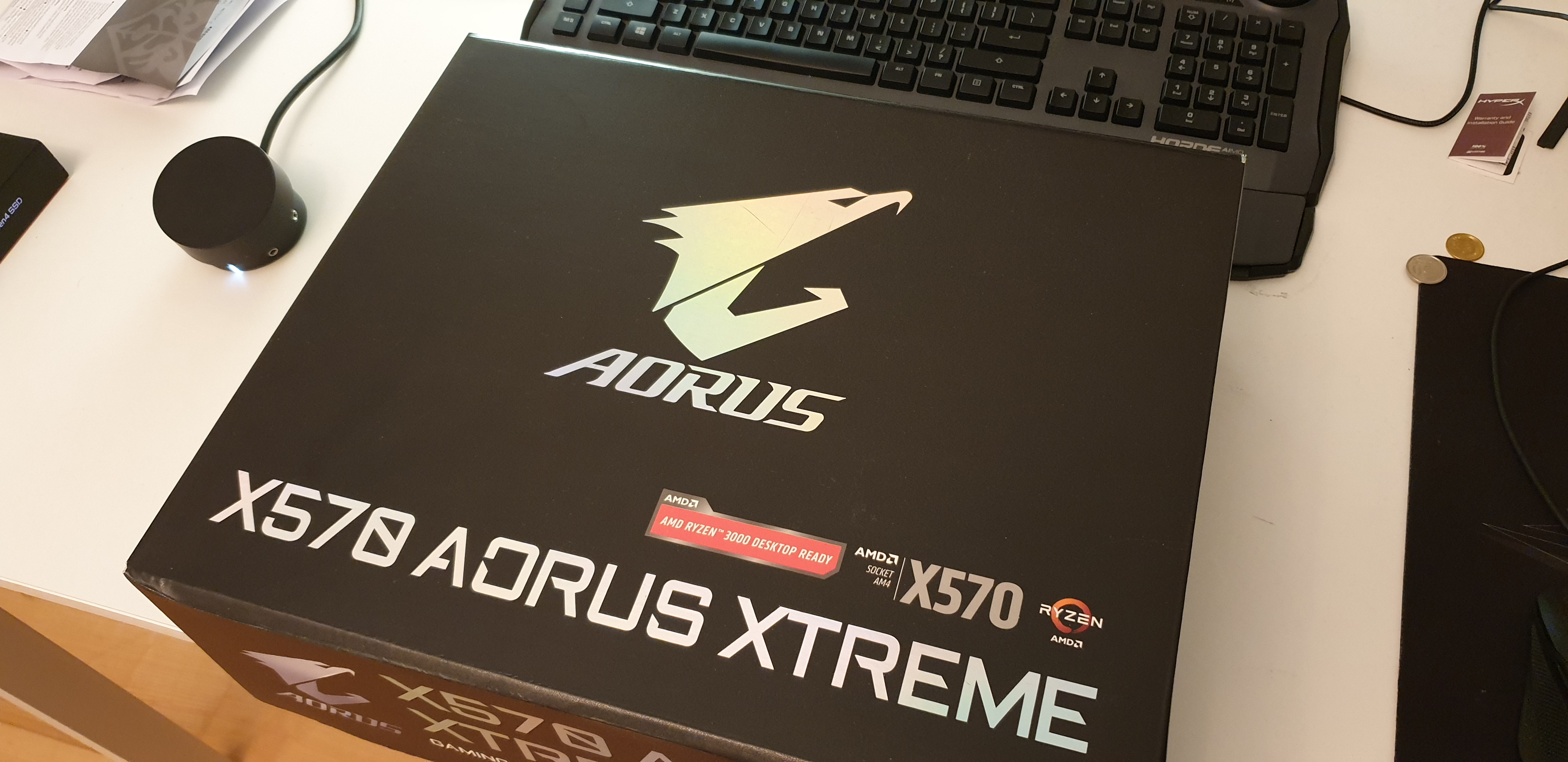 AORUS X570 Xtreme - najlepsza płyta główna pod Ryzena 3. generacji? 19