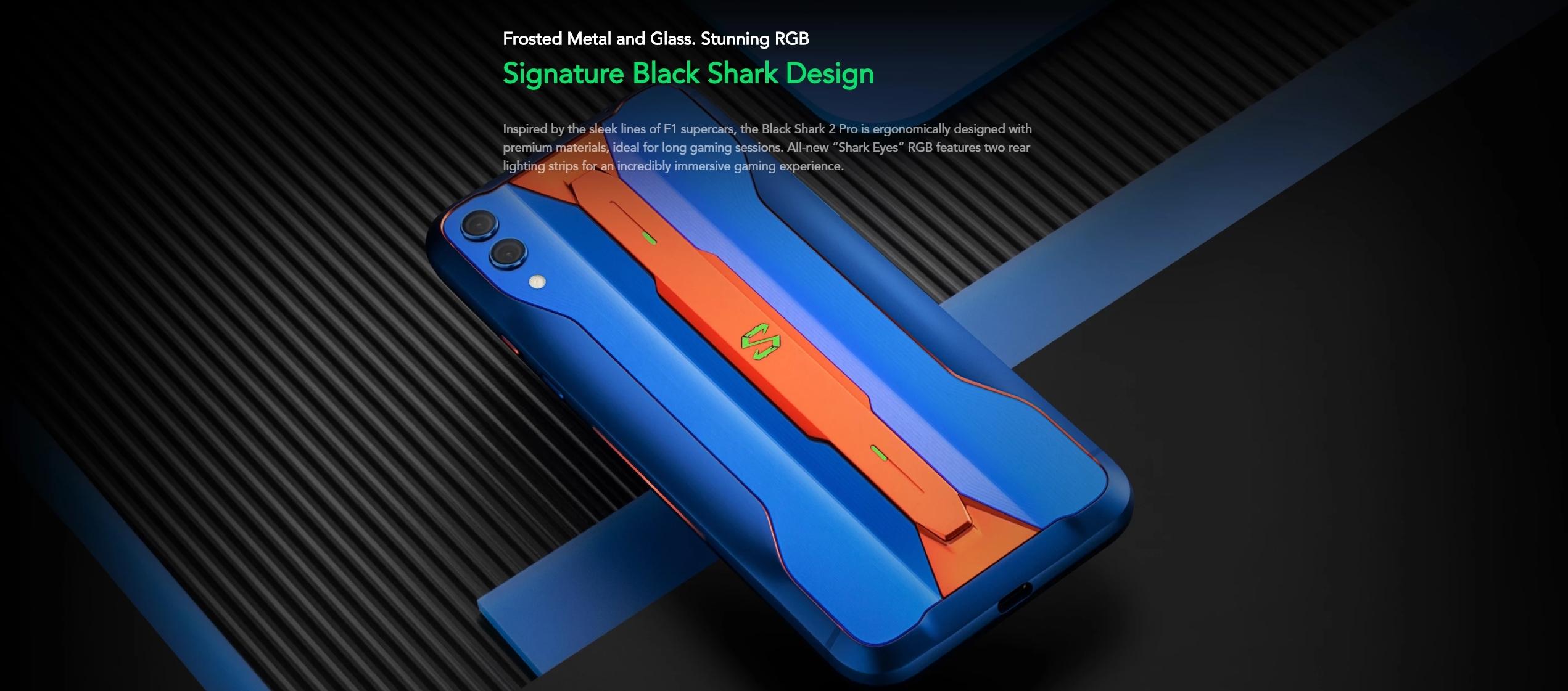 Xiaomi Black Shark 2 Pro w Europie od 9 października