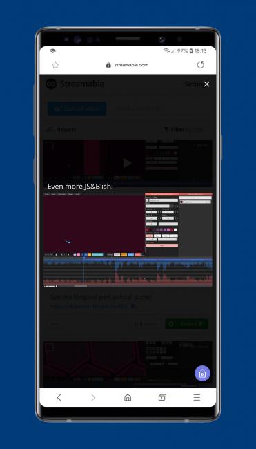 Mobilna przeglądarka Samsung Internet Browser Beta właśnie stała się jeszcze lepsza 25