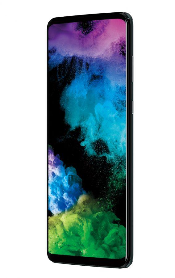 Sharp Aquos Zero 2 to pierwszy na świecie smartfon z ekranem 240 Hz
