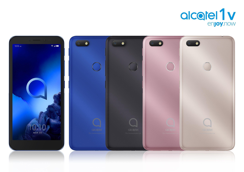 smartfon Alcatel 1v