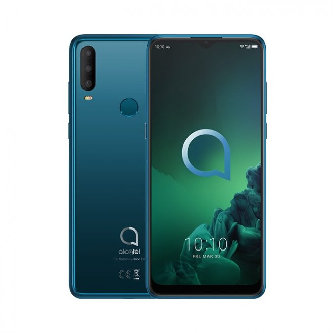 smartfon Alcatel 3x 2019