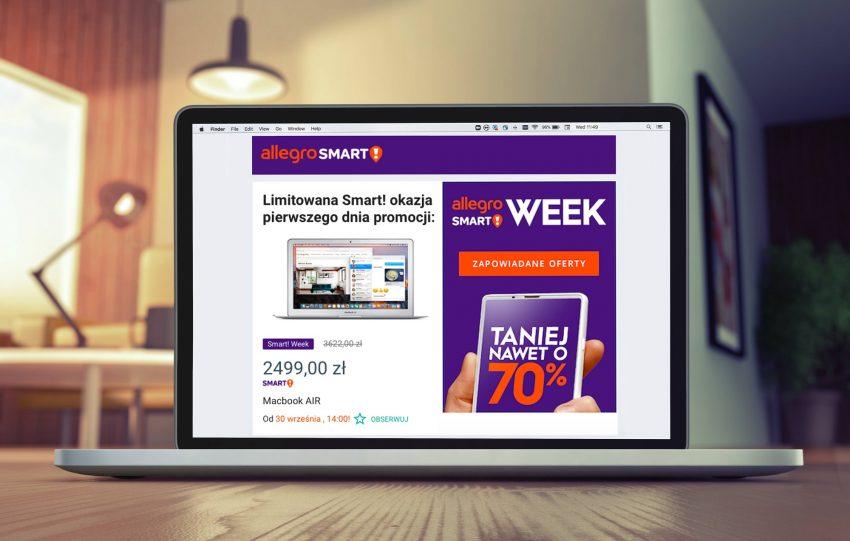 promocja Allegro Smart! Week