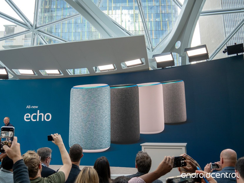 głośnik Amazon Echo 2019
