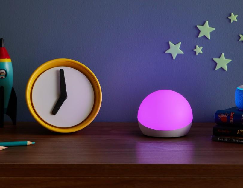 lampka Amazon Echo Glow