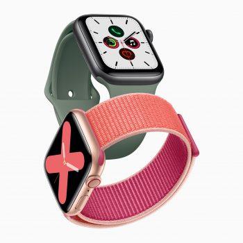 """Apple Watch series 5 otrzymał """"starszy"""" procesor, ale niekoniecznie jest to wada"""