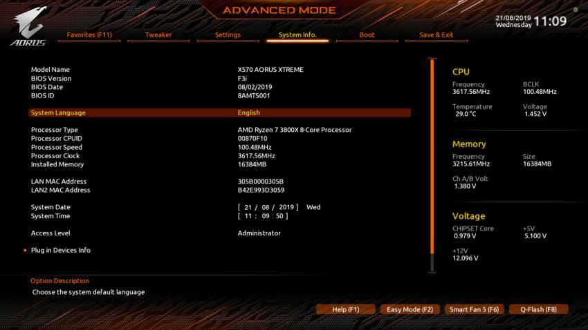 AORUS X570 Xtreme - najlepsza płyta główna pod Ryzena 3. generacji? 41