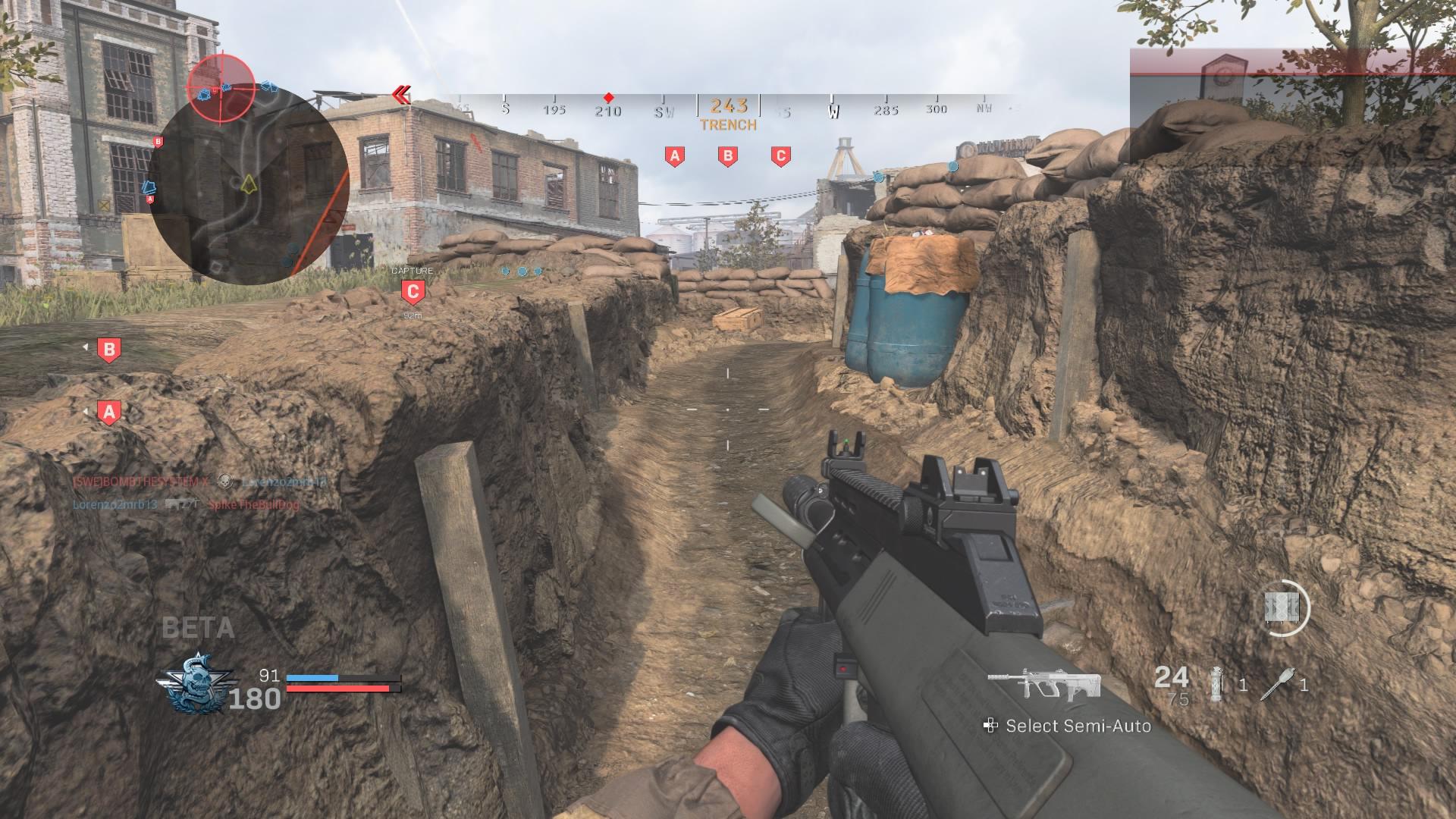 Grałem w publiczną betę Call of Duty: Modern Warfare. Dobrze, że się skończyła