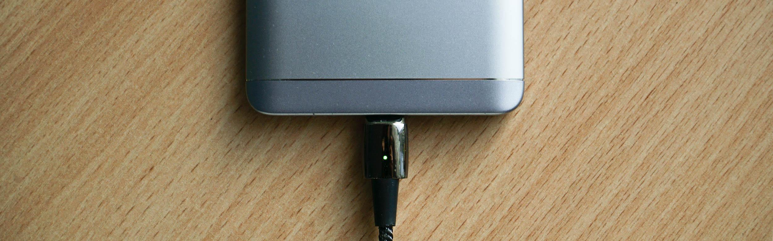 Chińska innowacja - test kabla magnetycznego Wsken X1 PRO