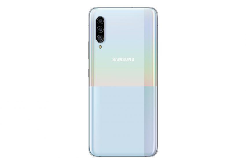 Samsung wprowadza flagowy procesor od Qualcomma i 5G do średniopółkowego Galaxy A90 20