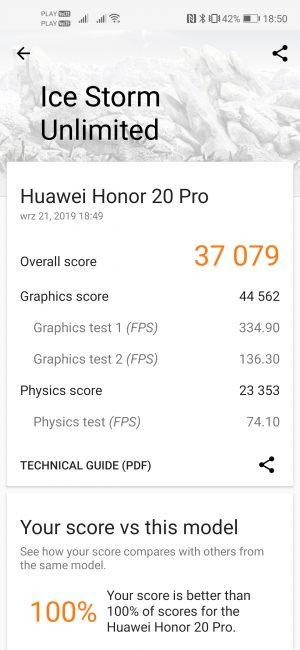 Recenzja Honora 20 Pro - smartfona ślicznego na zewnątrz, a jednocześnie potężnego w środku
